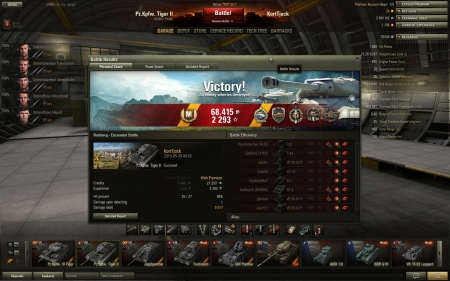 8 kills in my Tiger II