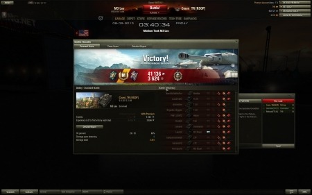 fun game against bad enemyteam :P