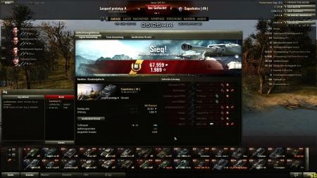 Leopard 1 PtA - by Superkolos