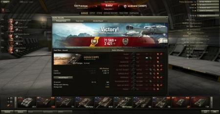 T28 5 kills 5k damage
