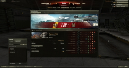 Ace Tanker on my Centurion 7/1 ....