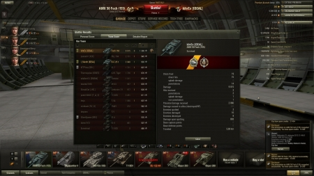 my record XP with Foch 155, epic carry at the end, 2 vs 6 and we won :)
