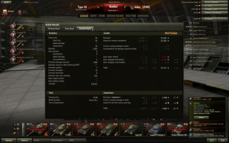Kolobanov, Radley-Walter, 9 kills, 3k damage with Type 58. Epic powercarry!