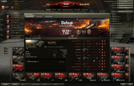 Defeat!<br>