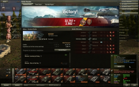 Battle Achievements: Defender, De Langlade's Medal
