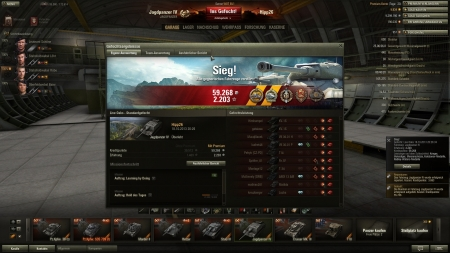 Epic battle with 3380HP damage and 5 archivements (Radley-Walters, Kolobanov, Top Gun, Defender, Sniper)