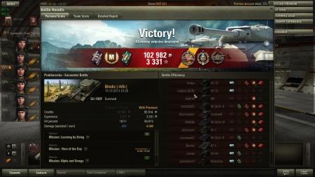 SU-100Y ownz