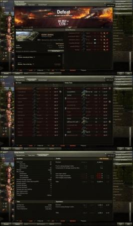 KV-5 - 91k in defeat!