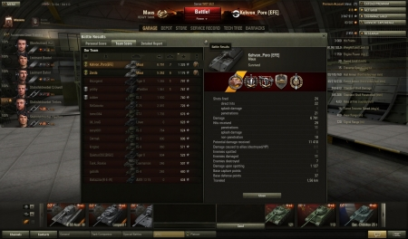 Propably the best and most fun game with Maus so far, we just rolled over them.