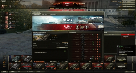 T28 and SU-101 in platoon. Combined damage 11k. Epic carry