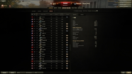 Last game in T-34. Finally got a Pool's medal!