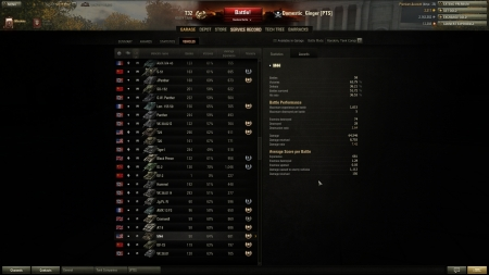A low score to start the M44.