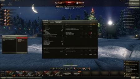 A noob in our platoon left Assault mode on. I decided to do top damage and top spots of my team.