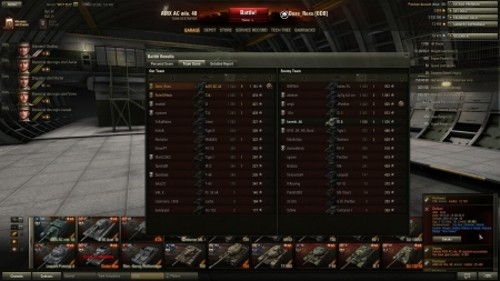 AMX AC Mle1948, 2733XP, 8 kills, 7244dmg