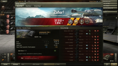 7 kills and so many medal :)