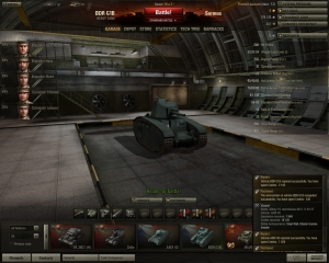 Managed to get 5 kills and cap with AMX-40